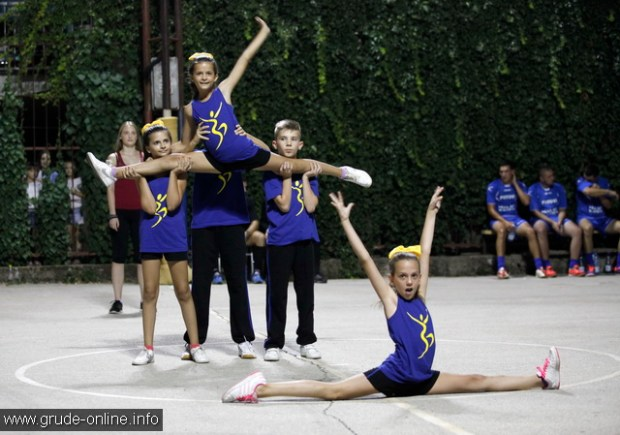 Hrvatski plesni klub Grude