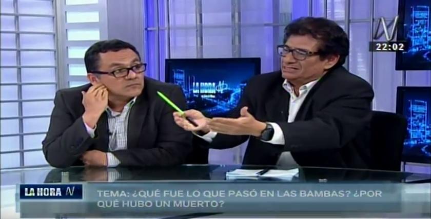 Las Bambas: Entrevista a José Luis López y Víctor Andrés Ponce sobre el conflicto minero