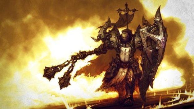 Krzyżowiec dołączy do dotychczasowej piątki bohaterów w przyszłym roku. - Diablo III: Reaper of Souls – twórcy sugerują, że dodatek może wyjść także na konsole - wiadomość - 2013-08-26