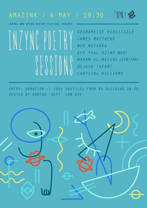 Renowned poets lined up for InZync poetry session