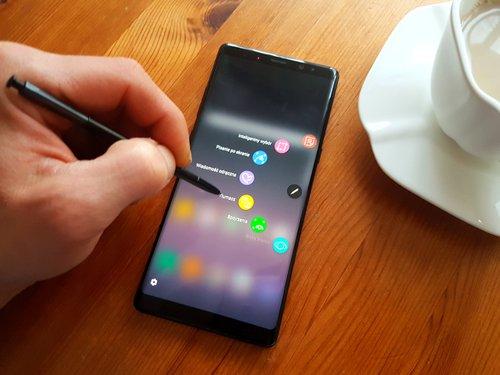 Samsung Galaxy Note 8 / fot. gsmManiaK.pl