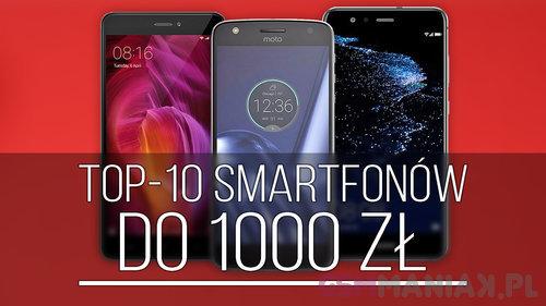 telefon do 1000 2018