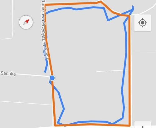 BLUBOO S1 GPS