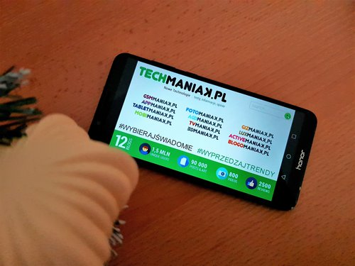Honor 7X / fot. gsmManiaK.pl