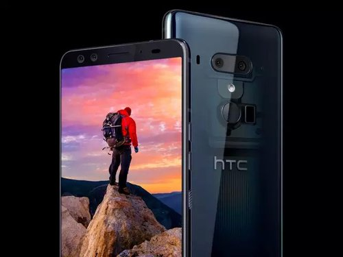 HTC U12+/Fot. HTC