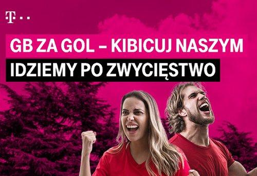 GB za GOL T-Mobile