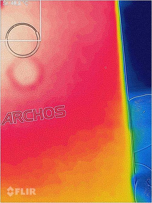 ARCHOS Diamond alpha+ / fot. gsmManiaK.pl