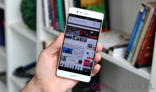 Huawei P9 / fot. gsmManiaK.pl
