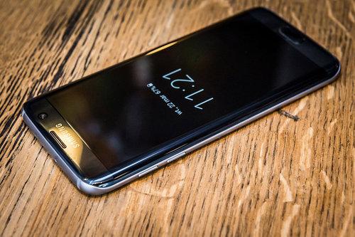 Samsung Galaxy S7 Edge / fot. Stuff