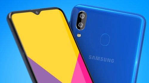 Galaxy M / fot. Samsung