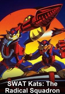 Baixar Swat Cats – 1ª e 2ª Temporada Completa Dublado (1993)