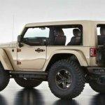 2016 Jeep Wrangler Model