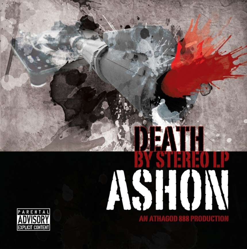 Ashon - Death By Stereo Cover Front