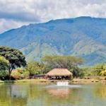 Hotel y restaurante La Laguna Zacapa Guatemala