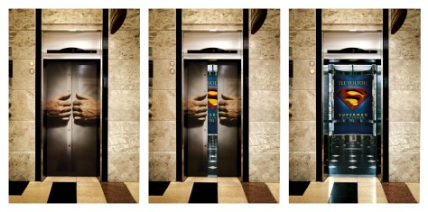 Guerrilla Marketing Voorbeeld Elevator