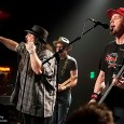 Mother Love Bone reunited with Shawn Smith playing the role of Andy Wood at the Showbox