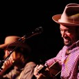 Ben Harper's newest project started its tour with an initiate show at the Showbox