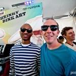 2011.09.04: Jinx and BJ Olin @ Bumbershoot - Free Yr Radio Stage
