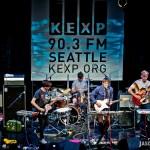 2011.09.03: STRFKR @ Bumbershoot - KEXP Music Lounge, Seattle, W