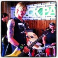 A new band featuring Barrett Martin & Duff McKagan