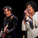 2012.09.02: Wanda Jackson & The Dusty 45's @ Bumbershoot - Starb