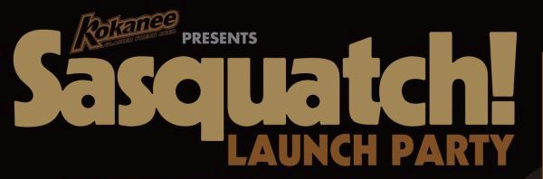 Sasquatch-Launch-party