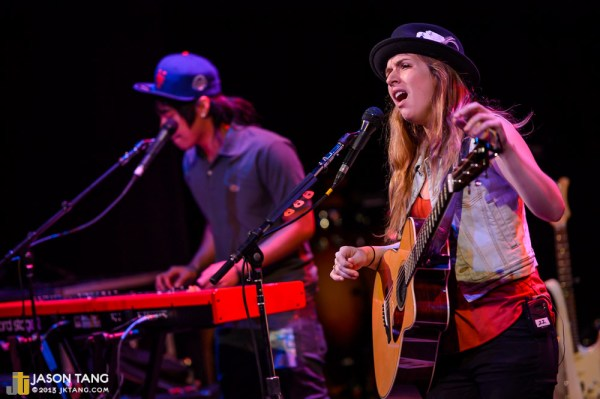 2013.08.31: ZZ Ward @ Bumbershoot - KEXP Music Lounge, Seattle,