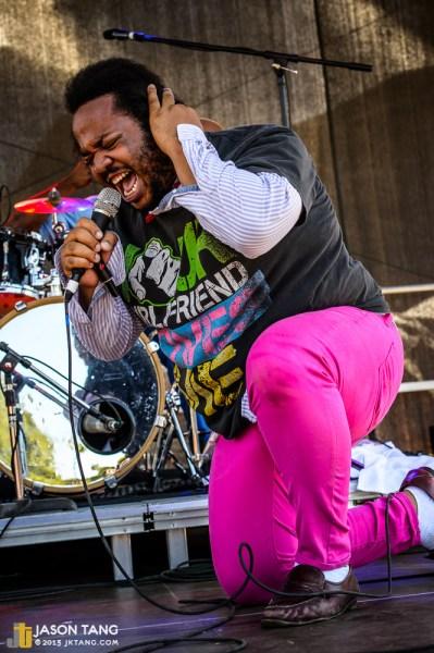 2013.08.31: Down North @ Bumbershoot - Plaza Stage, Seattle, WA