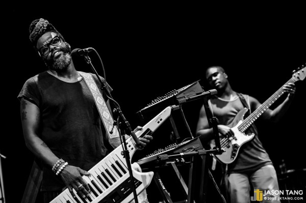 2013.08.31: Robert Glasper Experiment @ Bumbershoot - KEXP Music