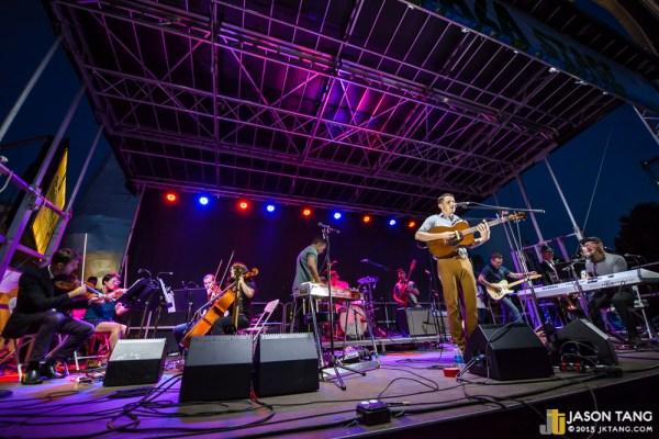 2013.08.31: Kris Orlowski & Passenger String Quartet @ Bumbersho