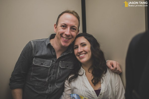2012.12.07: BJ Olin, Laura Jawer @ The Paramount Theatre, Seattle, WA