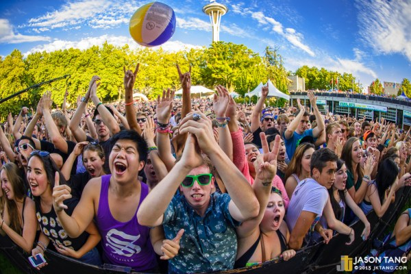 2013.09.02: Fans @ Bumbershoot - TuneIn Stage, Seattle, WA