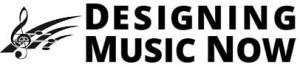 Designing Music Now Logo