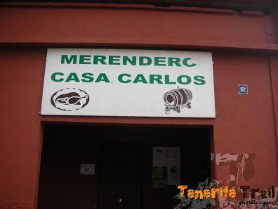 Merendero Casa Carlos (Anaga) por el PR TF-2