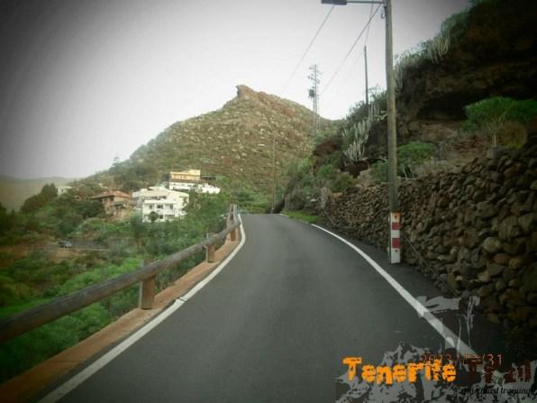 Inicio sendero Valle Luis