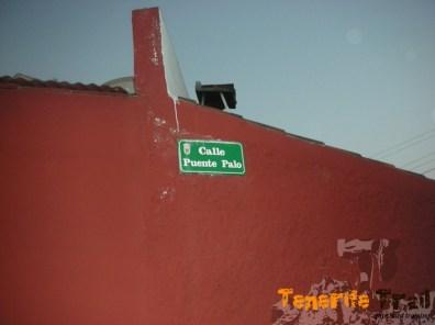Calle Puente Palo (Tegueste)
