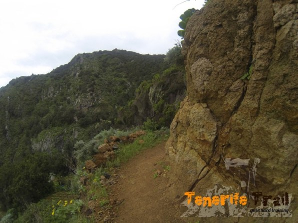 Sendero destino Roque Negro (no señalizado)
