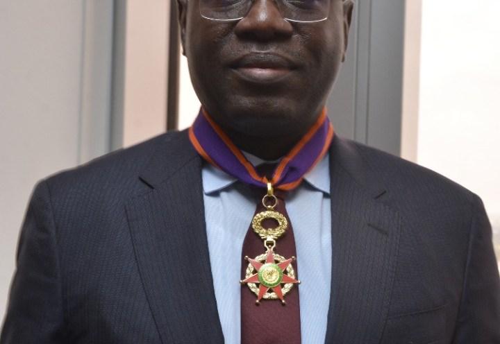 Commandeur dans l'Ordre du mérite