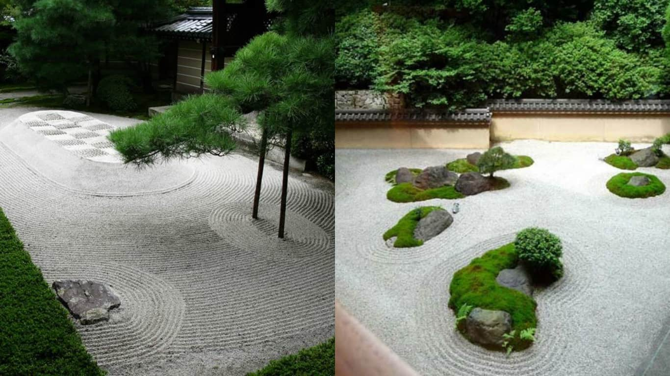 Keresansui il giardino giapponese secco for Giardini zen da esterno