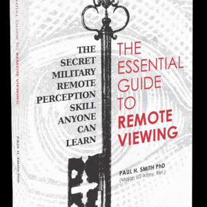 Cover of The Essential Guide to Remote Viewing