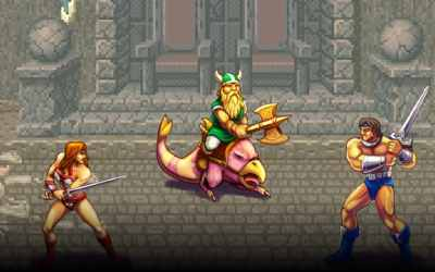 golden axe bitback GuiltyBit