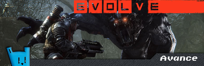 Evolve - Avance Playstation 4