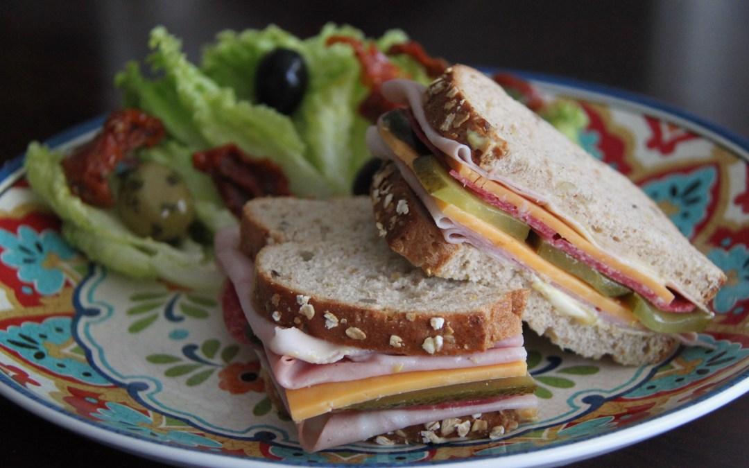 El sandwich perfecto