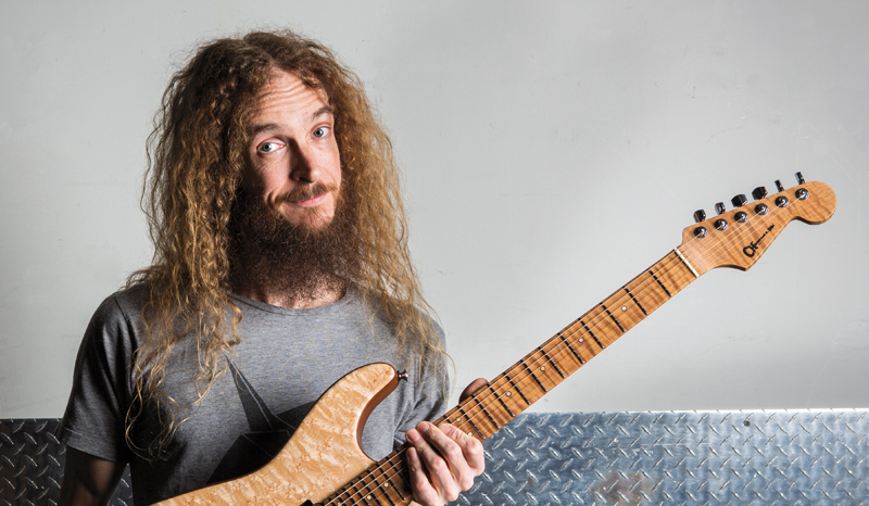 Guitar Exercises - Magazine cover