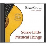 CD Some Little Musical Things - 432 hz