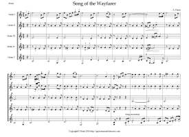 Song of the wayfarer S preview
