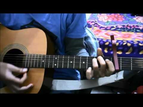 Ek Ajnabee Haseena Se Mulakat Ho Gai Easy Guitar Cover Lesson