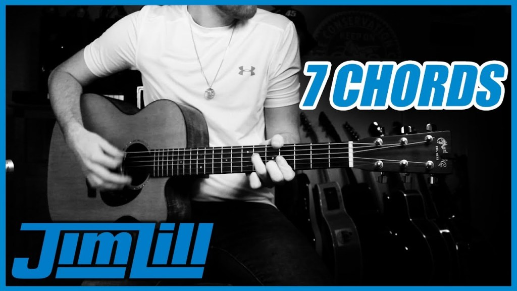 7 Easy Guitar Chords That Will Make You Sound Better! | Guitar Grotto