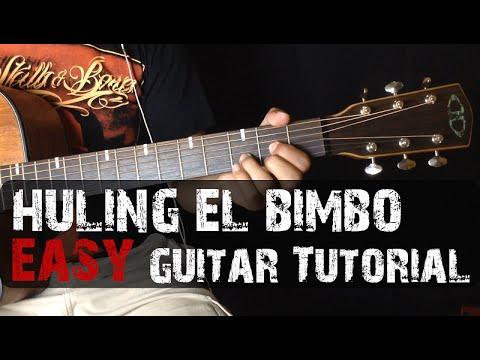 Huling El Bimbo Chords Eraserheads Easy Guitar Tutorial For