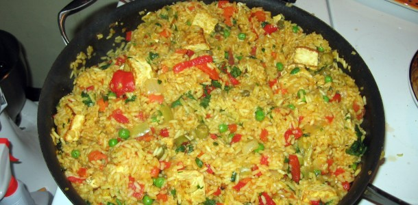 Vegetable Khichadi